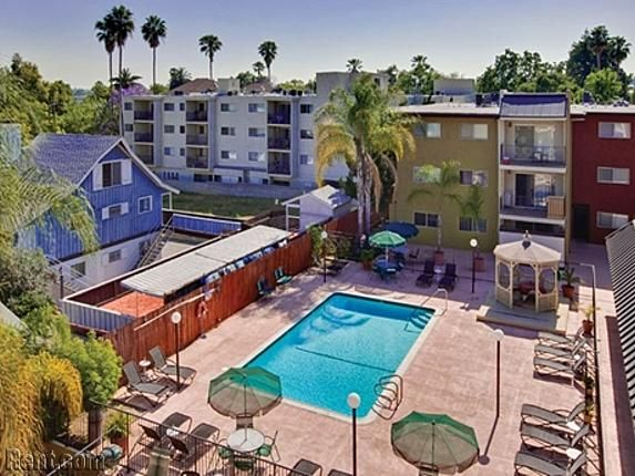 Villas of Pasadena Apartment Homes - 300 East Bellevue Drive, Pasadena CA 91101 - Rent.com