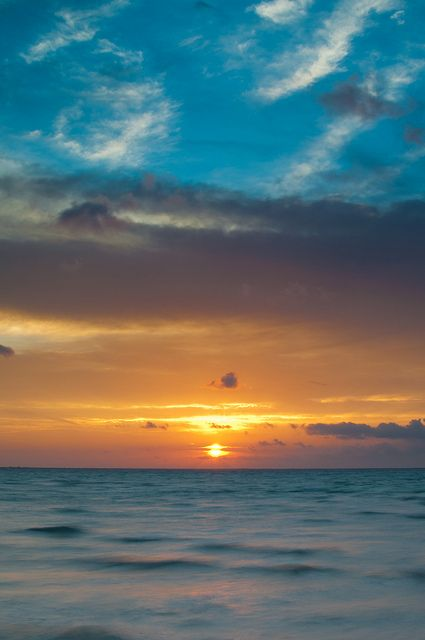 Isla Mujeres Sunset.
