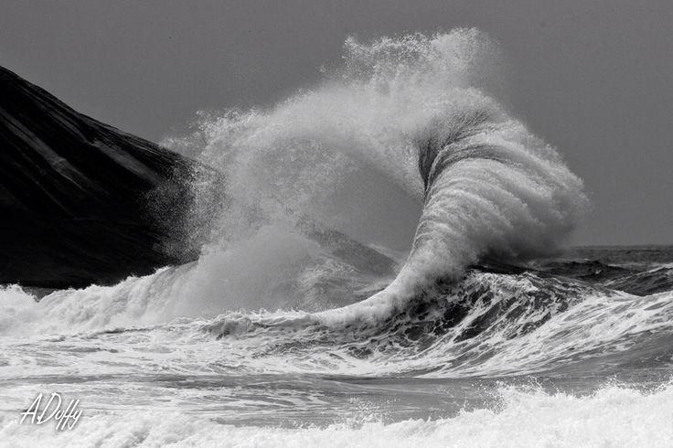 Ocean tornado...