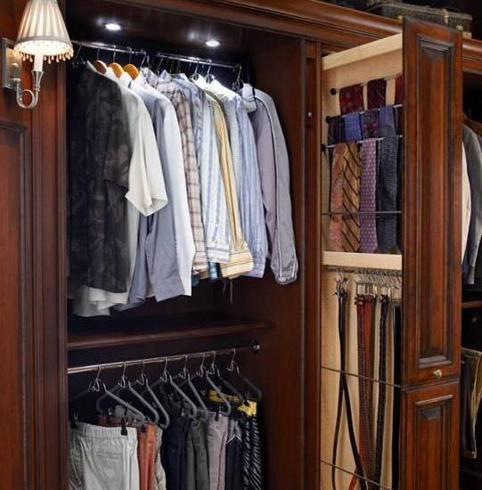 25 best images about men and women closet design ideas on for Ladies closet design