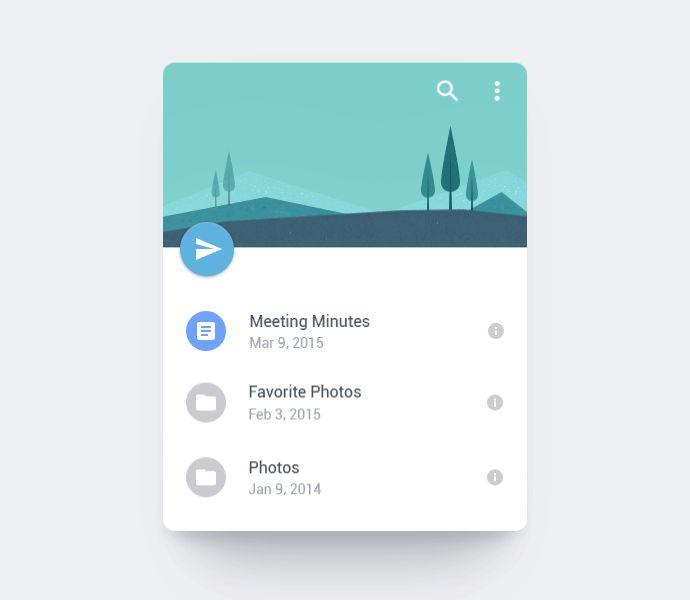 Refresh | Ui Parade | User Interface Design Inspiration