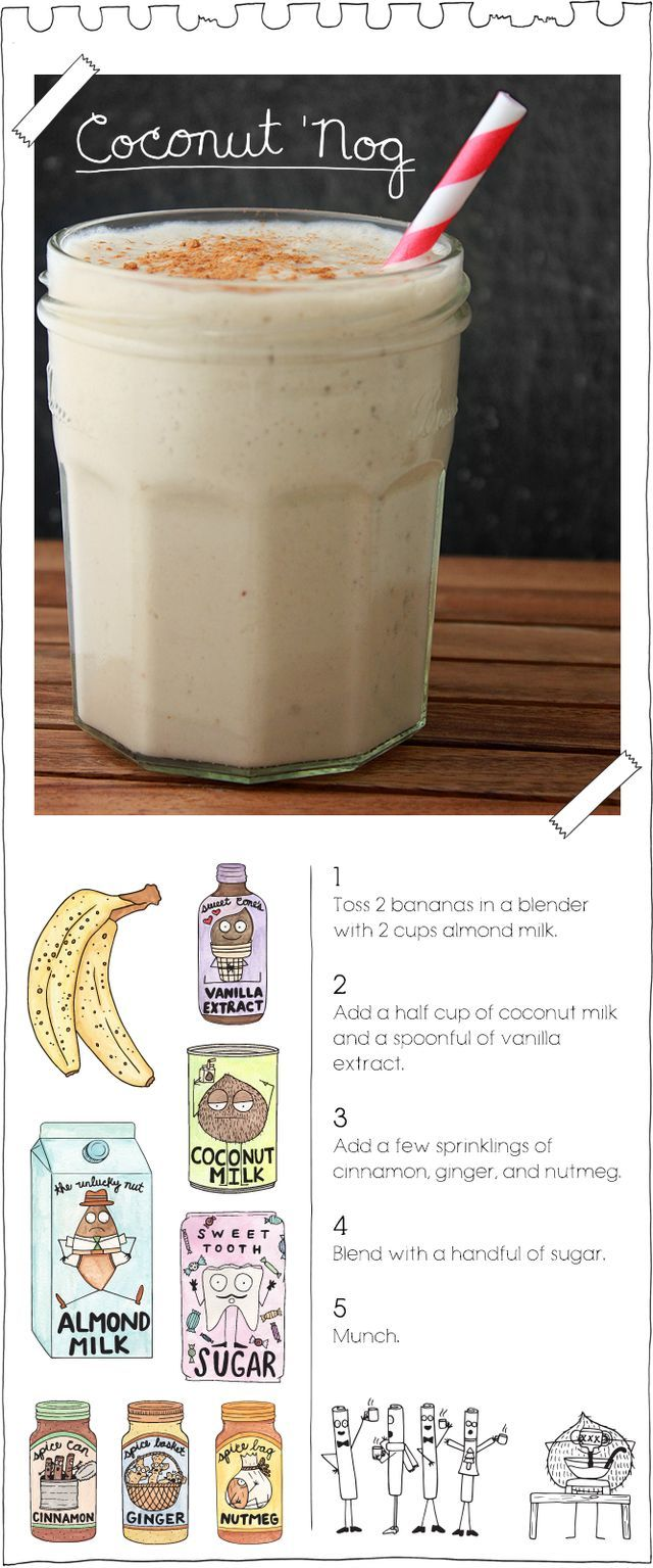 Coconut 'Nog | The Vegan Stoner | Bloglovin'