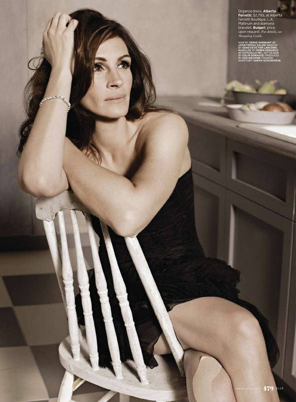 i was on set for this shoot:: Rural Studios :: Chicago, IL.  Julia Roberts Elle US