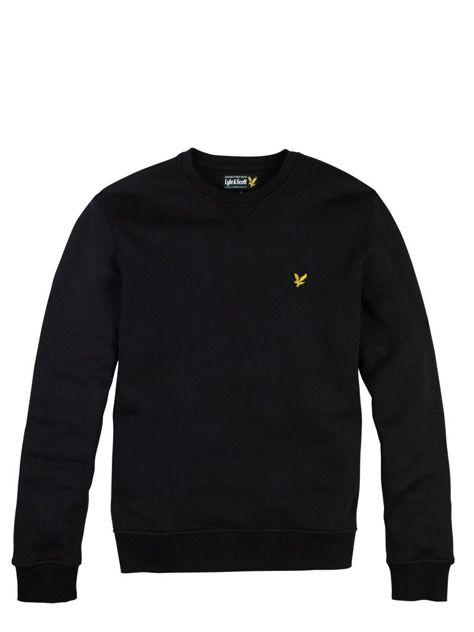 lyle and scott sweatshirt