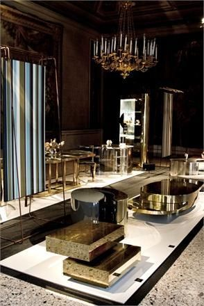 (Gabriella Crespi Design Exhibition At Palazzo Reale In Milan).