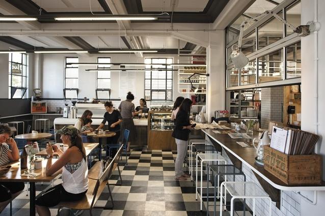 Kokako café and coffee roastery  Old Grey Lynn post office
