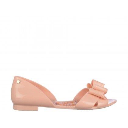 Pantofi Petite Jolie corai, de dama