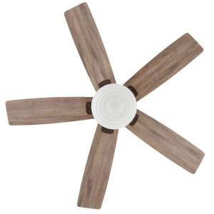 Hampton Bay Maxwell 52 in. Mediterranean Bronze Ceiling Fan 55370 at The Home Depot - Mobile