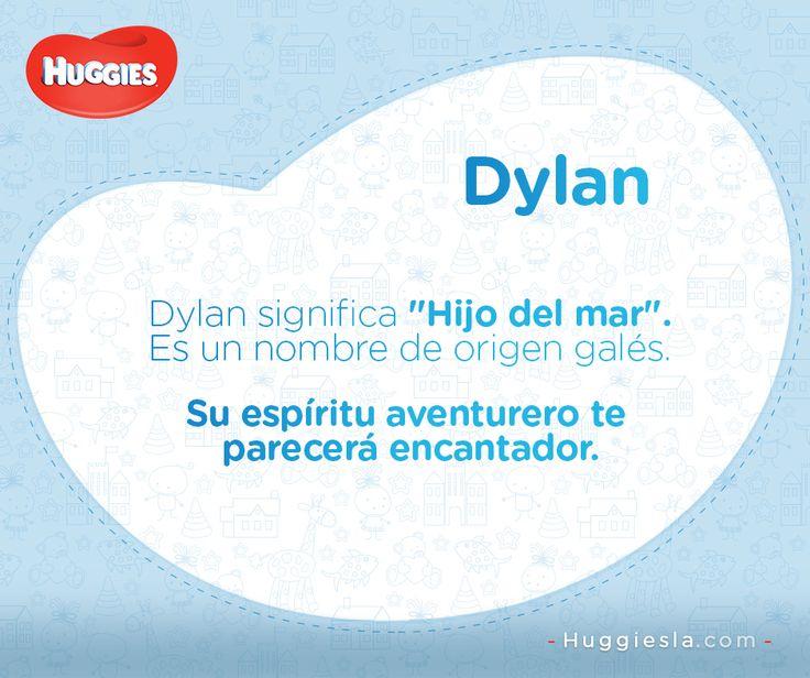 Dylan, un nombre con olor a mar