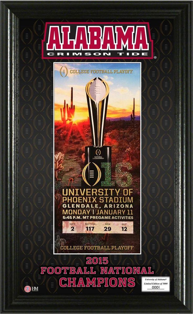 Hot new product: Alabama Crimson T... Buy it now! http://www.757sc.com/products/alabama-crimson-tide-2015-college-football-national-champions-ticket-pano-hm?utm_campaign=social_autopilot&utm_source=pin&utm_medium=pin