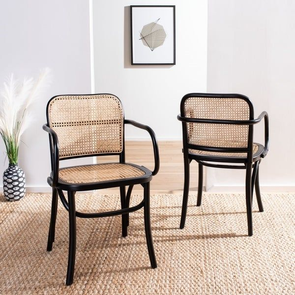 Overstock Com Online Shopping Bedding Furniture Electronics Jewelry Clothing More In 2020 Cane Dining Chairs Rattan Dining Chairs Solid Wood Dining Chairs