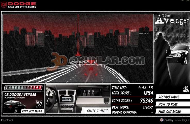 En büyük oyun sitelerinden www.3doyunlar.com adresinde bulunan 3d dodge takip oyunu, mükemmel bir aksiyon oyunudur. Soyguncuları yakalamak için karadan ve havadan farklı operasyonlar gerçekleştirerek, soyguncuları adalete teslim etmek için görevlendirildiniz.
