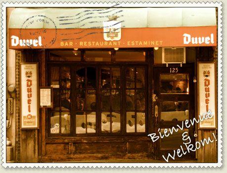 Bxl Belgian Cafe Nyc