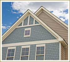 how to clean house siding that has been painted