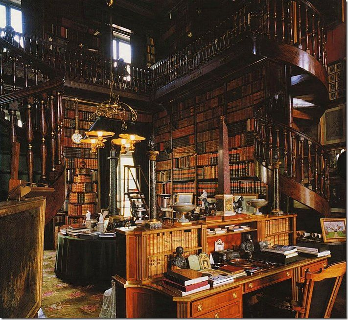 1000 Ideas About Home Libraries On Pinterest  Bookshelves Bookcases And Sh
