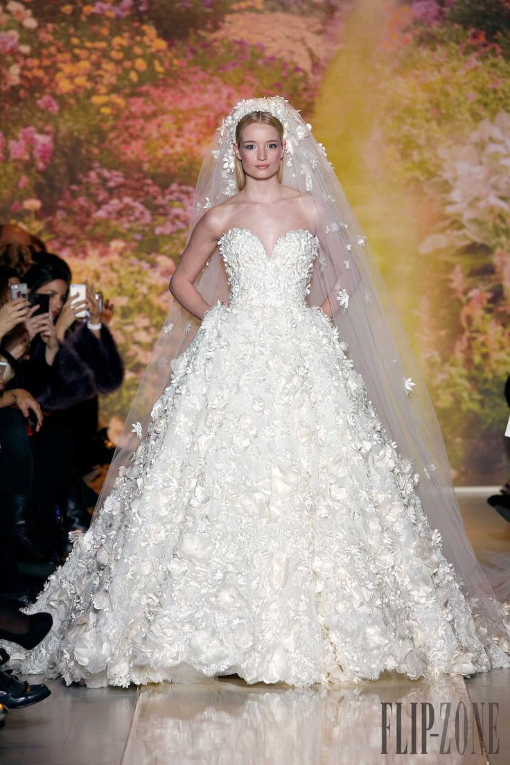 Zuhair Murad Official Pictures S S 2014 Couture Beautiful Wedding Dresses Beautiful Wedding Gowns Wedding Gowns