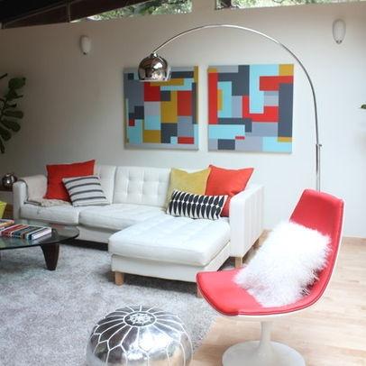 Beautiful Living Room Ikea Karlstad Sofa