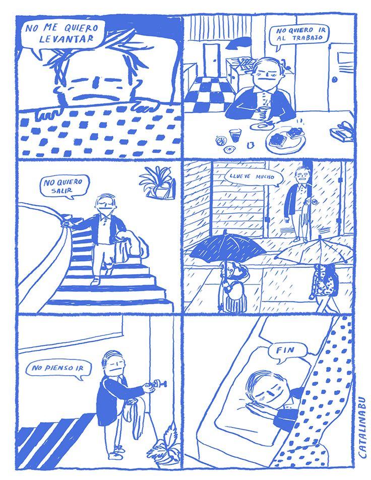 stay in bed (Diario de un solo)