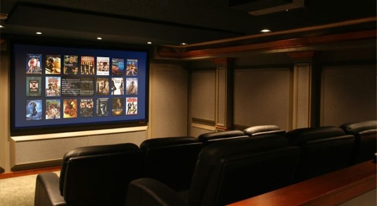 home theatre basement - Bing Images