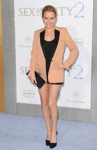 Becki Newton #THEOUTNET #FashionMath