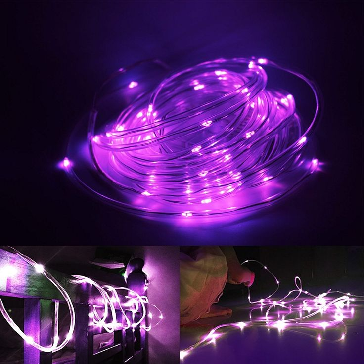 AmazonSmile  Senbao 17ft 50 LED Dimmable Rope Lights Battery Powered Waterproof 8 & 60 best SISSTER images on Pinterest | Heart pendants 1970s and ...