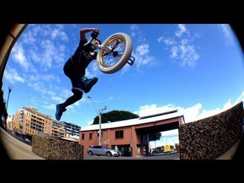#Unicycle Madness. #Tricks and #stunts