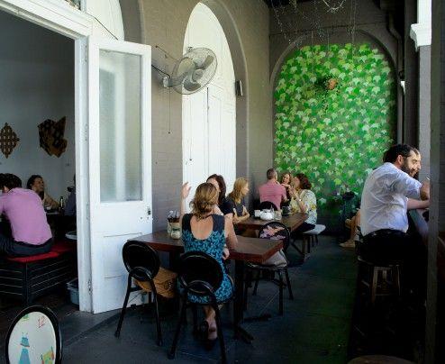 Moana Coffee. Balcony Cafe -