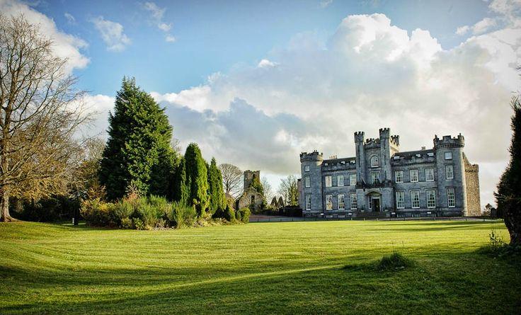 Dormire in un castello in Scozia