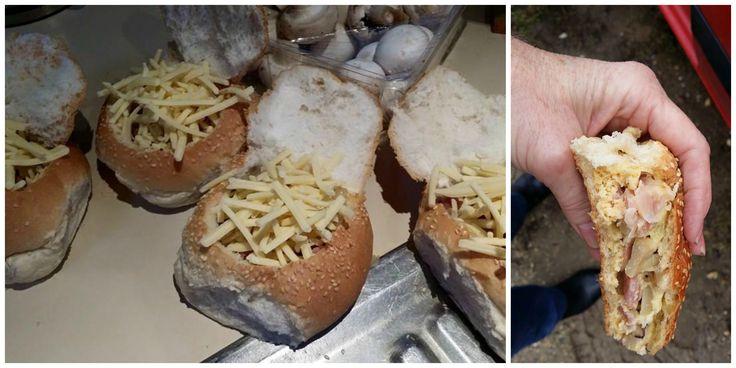 Savoury Rolls