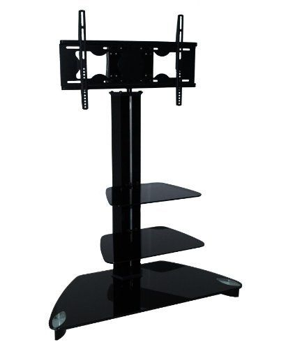 """Glass Swivel Stands for Large Screen TVs 