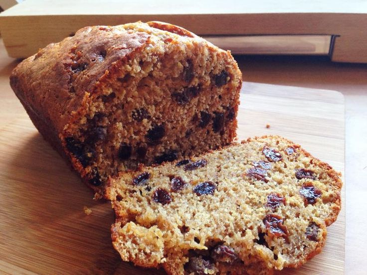 Easy Weekend Weetabix Cake (Fatless and High-Fibre)