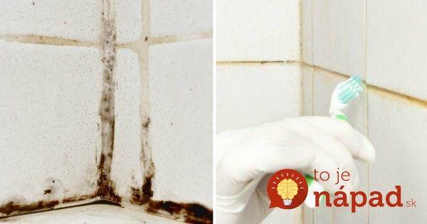 Pleseň miluje vlhké prostredie kúpeľní. Poradíme vám, ako ju vyhnať z vášho domova účinne a najmä natrvalo!
