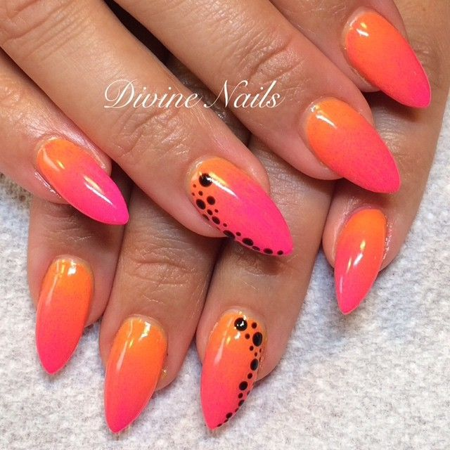 The 25 best long pointed nails ideas on pinterest long nails want to expand your nail art portfolio to stiletto nails check out examples from 8 prinsesfo Gallery