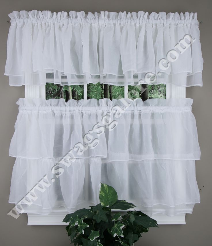 gypsy curtains are an elegant ruffled tier curtain and valance separates collection the gypsy has - Tier Curtains