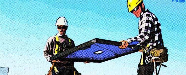 Instalación de paneles solares para ahorrar electricidad y energía  http://www.infotopo.com/equipamiento/energia/instalacion-de-paneles-solares-para-ahorrar-electricidad/