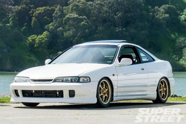 1996 Bridge Family Integra Acura Integra Honda Sports Car Jdm
