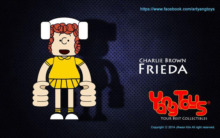 Charlie Brown - Frieda