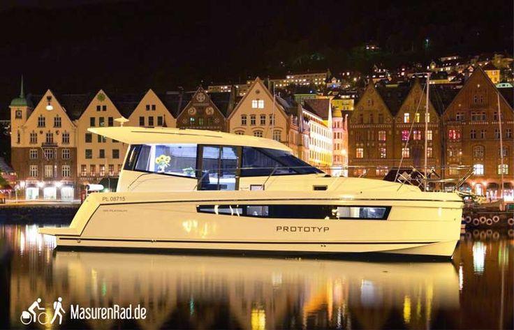 Delphia 989 Platinum VIP Masuren Polen #urlaubstipps #hausbootferien #bootsferien #masuren