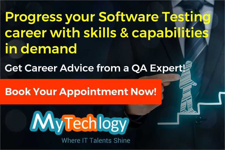 Find out what software testing skills, thinking capabilities, process capabilities or tools capabilities you need to build for a successful career progression in Software Testing. Get career advice from a QA Expert with 25 years of experience in providing #QualityAssurance services to clients across the globe. To book your appointment visit: https://www.mytechlogy.com/IT-career-development-services/career-coaches/Diwakar-Menon/