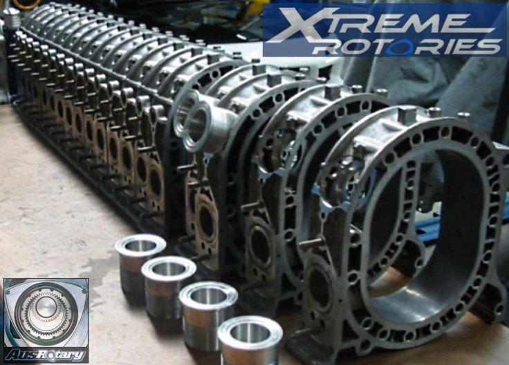 Rotor Housings For Rx7 Wankel Motor Uav Rotary Engine