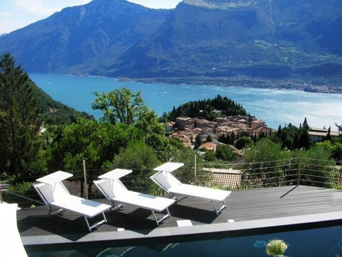 Villa near the lake Lago di Garda