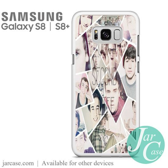 O2L Our Second Life collage Phone Case for Samsung Galaxy S8 & S8 Plus