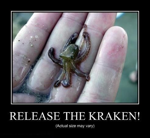 Minecraft Real Life Kraken | Reply With Quote