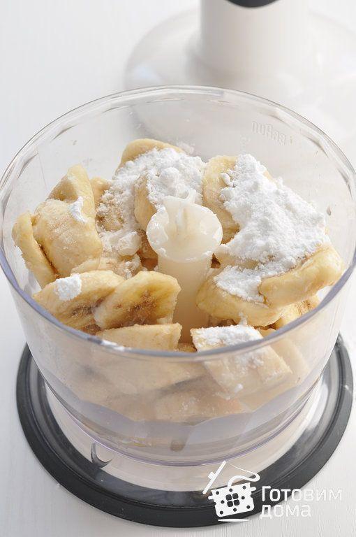 Рецепт Банановое мороженое (постное)