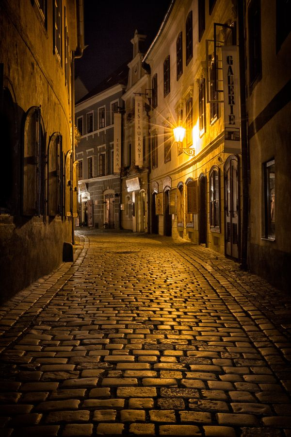 The Golden Lane - Czech Republic by Ron Bearry on 500px