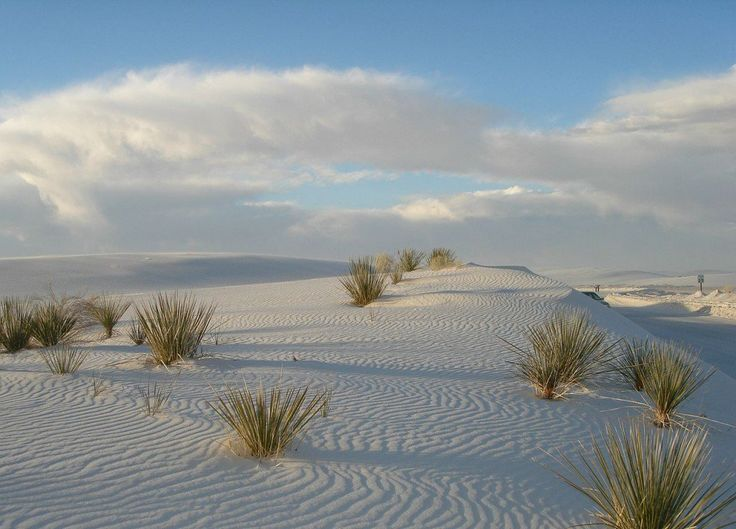 White Sands National Monument (source: wiki)