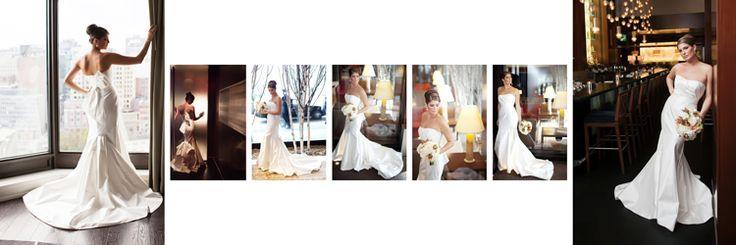 Wedding Album Design – Westin Ottawa Wedding