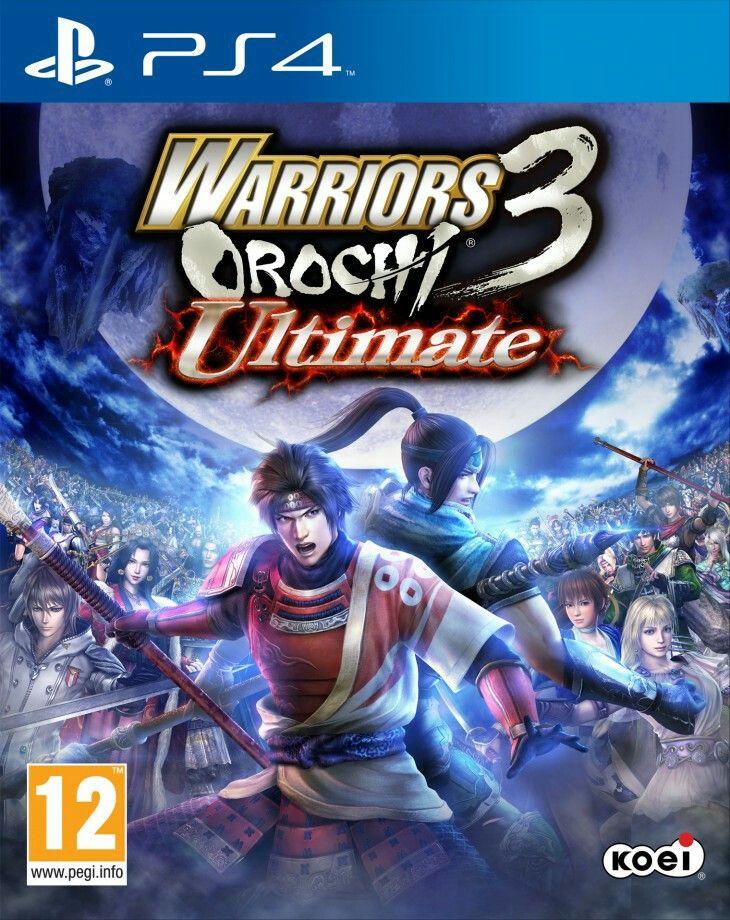 Warriors 3 0rochi ultimate