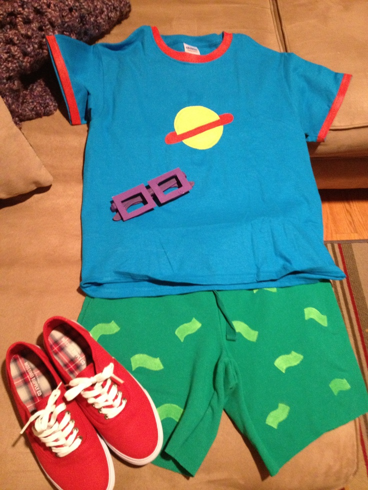 Chuckie finster costume I made! :) so excited | Costumes ...