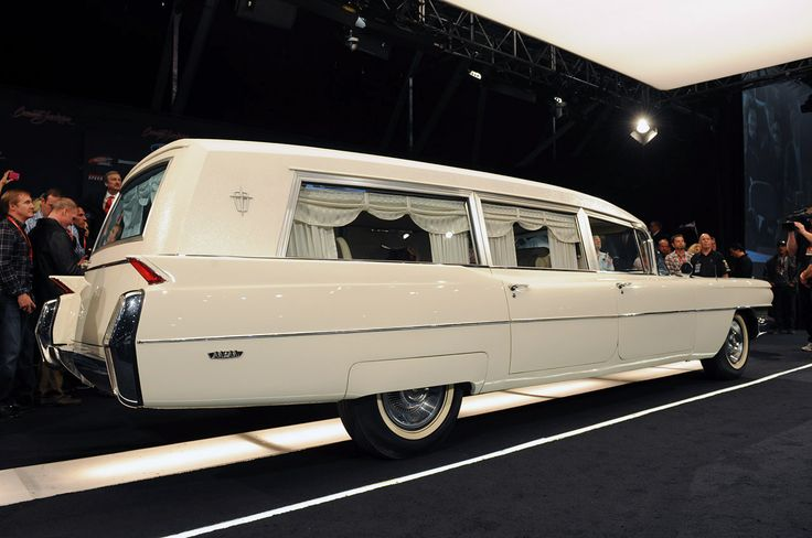 Kennedy hearse | 1964 cadillac You know that feeling of eerieness you get if you remember the JFK murder.